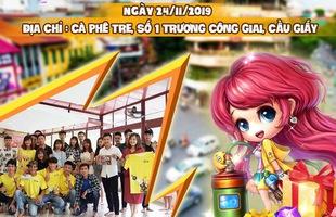 24/11: Offline Gunny Mobi tại Hà Nội