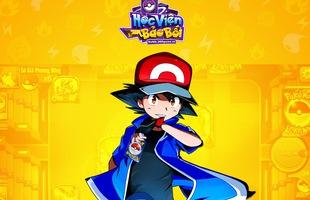 11/11 - Game đấu bài Pokemon – H5 Học Viện Bảo Bối mở cửa Alpha Test