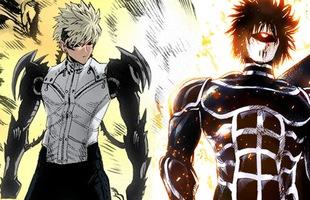 One Punch Man: Metal Knight hay Drive Knight mới thực sự là kẻ thù của Genos?