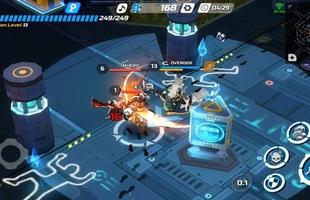 Overdox - Tựa game kết hợp tuyệt vời giữa MOBA và Battle Royal đã được phát hành hoàn toàn miễn phí