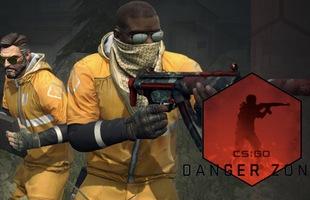 """Chơi miễn phí và có thêm chế độ sinh tồn Danger Zone, CS:GO lần đầu """"lên đỉnh"""" sau gần một năm"""