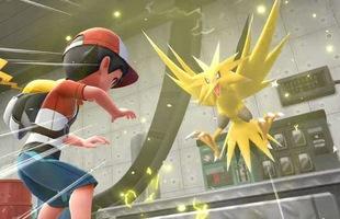 Danh sách 15 Pokemon mạnh nhất trong phần Pokemon Let