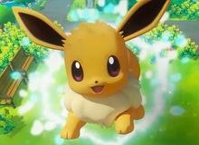 Vì sao Eevee được lựa chọn là biểu tượng mới của Pokemon cùng Pikachu?