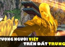 """Không thèm nạp 1 đồng, game thủ Việt vẫn được """"tạc tượng Vàng"""" ngay giữa Hoàng Thành server Trung Quốc"""
