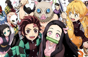 """Kimetsu no Yaiba và 10 bộ anime đã """"gây bão"""" khắp cộng đồng fan trong năm 2019"""