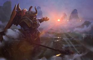 Riot Games ra mắt vũ trụ trang phục mới Loạn Thế Thần Binh - Jax quá ngầu với phong cách cơ khí phương Đông