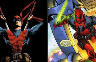 Deadpool và những điều hiếm ai biết về cặp Katana của gã