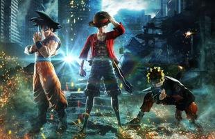 [E3 2018] Cận cảnh gameplay của Jump Force: Bộ ba Naruto, Songoku, Luffy hợp lực chống Frieza