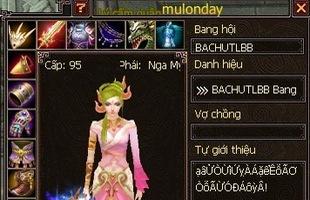 Mulonday - Đại gia nạp tiền nhiều nhất trong Thiên Long Bát Bộ là ai?