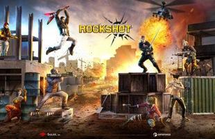 RockShot - Tựa game bắn súng chiến thuật thú vị hoàn toàn miễn phí