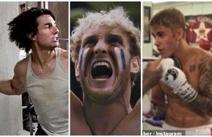 Justin Bieber gạ đấm nhau với Tom Cruise, Paul Logan vào can ngăn cũng bị dọa cho ăn đòn