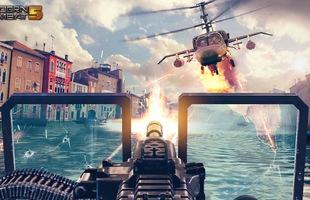 Modern Combat 5 - Game bắn súng đỉnh cao trên di động tiến bước lên PC