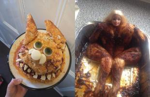 Những màn trình bày đồ ăn quái đản làm ai xem cũng cụt hứng ăn uống
