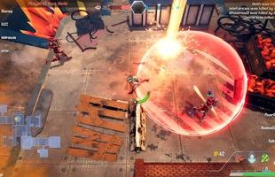 Relic Raiders - Game battle royale kết hợp MOBA nhanh chóng mặt mới mở cửa miễn phí