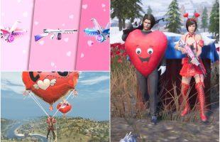 Valentine ở đâu đẹp nhất trong top 3 game mobile bắn súng sinh tồn Việt?