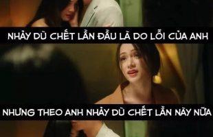 Chết cười với trào lưu chế ảnh 'Lỗi của anh, Lỗi của tôi' của game thủ Việt