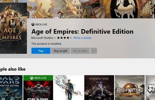 Microsoft đã cho phép game thủ