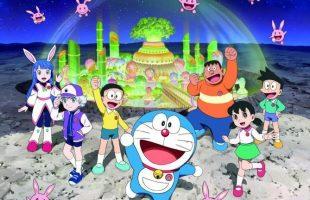 """Đến hè lại lên, Doraemon hóa """"thỏ ngọc"""" đốn tim khán giả trong chuyến phiêu lưu đến """"nhà chị Hằng"""""""