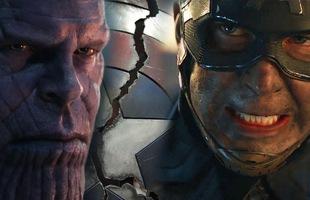 """Avengers: Endgame - Thanh đao của Thanos bá đạo thế nào mà có thể chém khiên của Captain America như """"chém bùn""""?"""