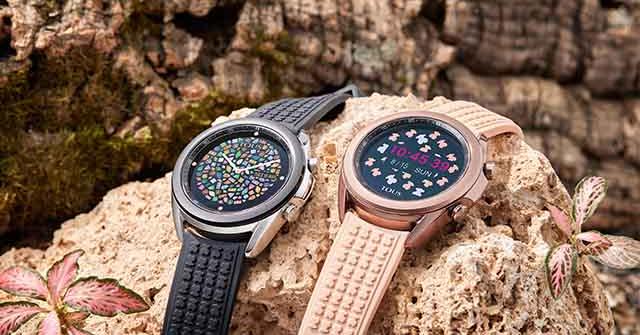 Ra mắt Galaxy Watch 3 Tous phiên bản hạn chế cực sang