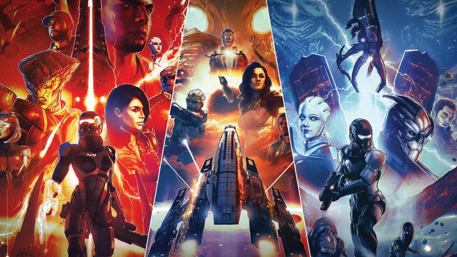 Mass Effect: Legendary Edition đã mở cửa cho người chơi tải trước
