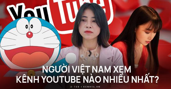 Công bố bảng xếp hạng các kênh YouTube được người Việt xem nhiều nhất đầu năm 2021, bất ngờ về vị trí của Thơ Nguyễn