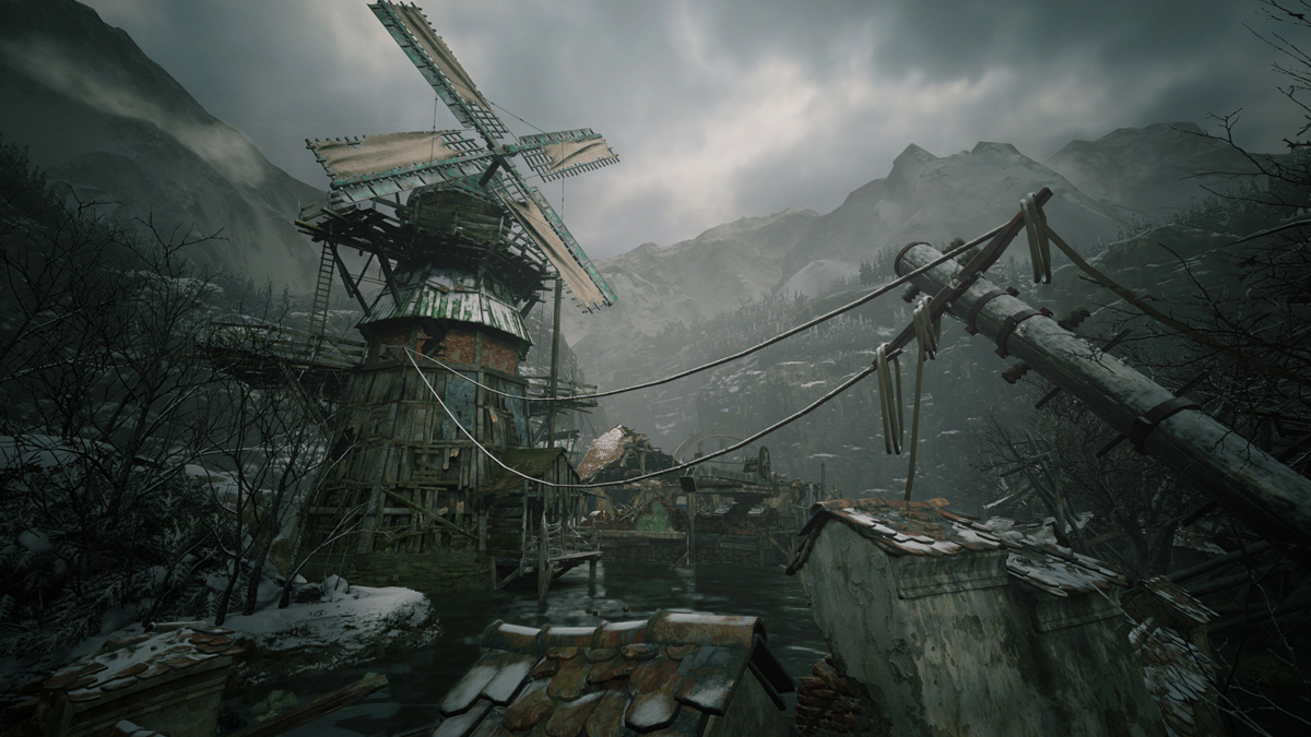 Cốt truyện Resident Evil Village – P.3: Đối mặt Beneviento và Salvatore