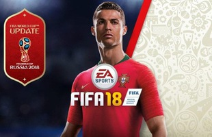 Vừa họp báo hoành tráng tại E3, EA đã cho game thủ ăn cú lừa ngoạn mục mang tên Fifa 18