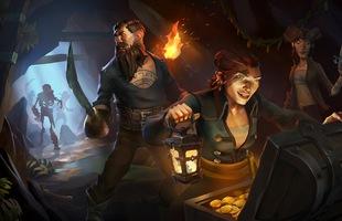 Sea of Thieves bỗng lột xác từ bom xịt thành game AAA chính hiệu
