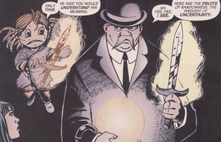 10 vị thần sở hữu quyền năng vô biên trong truyện tranh DC (Phần 2)