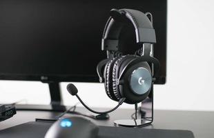 Logitech giới thiệu tai nghe gaming siêu cấp G Pro X, giá gần 4 triệu đồng