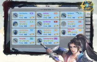 """Game kiếm hiệp """"100% không lai tạp"""" - Nhất Mộng Giang Hồ tặng 300 Giftcode, Free Vip 3 server mới"""