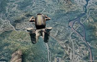 Sau khi nhảy dù, game thủ gặp phải cảnh tượng lạ kỳ đến mức cả đời không thể nào quên, chỉ 1/10000 người thấy