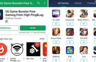 NetEase Games gây bức xúc khi thu phí ứng dụng UU Game Booster