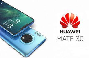 """Hai """"siêu phẩm"""" Huawei Mate 30 và Mate 30 Pro sẽ ra mắt vào ngày 19/9 với bộ vi xử lý Kirin 990"""