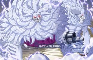 One Piece 988: Nekomamushi trong trạng thái Sulong liệu có đủ sức đánh bại một thành viên trong bộ ba tam tai?