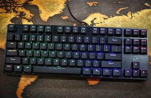 Bộ 3 bàn phím cơ vừa gọn lại vừa đẹp dành cho fan RGB, giá còn chưa tới 1 triệu đồng