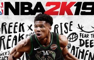 """NBA 2k19 sắp ra mắt trên Android: Tin vui cho những game thủ """"tín đồ"""" của bóng rổ"""