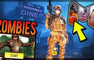 Tin vui cho game thủ Call of Duty Mobile, chế độ bắn zombies đã sẵn sàng
