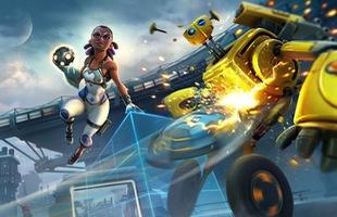 Steel Circus, tựa game online mới dựa trên một môn thể thao tương lai đã ra mắt