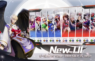 """Onmyoji Arena """"mất tích"""" khỏi kho ứng dụng, đồn đoán được mua về VN, đối đầu Liên Quân Mobile"""