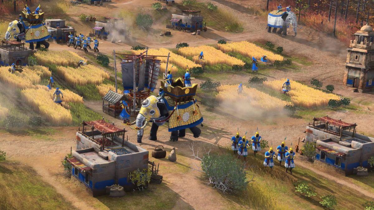 E3 2021: Age of Empires 4 công bố ngày phát hành