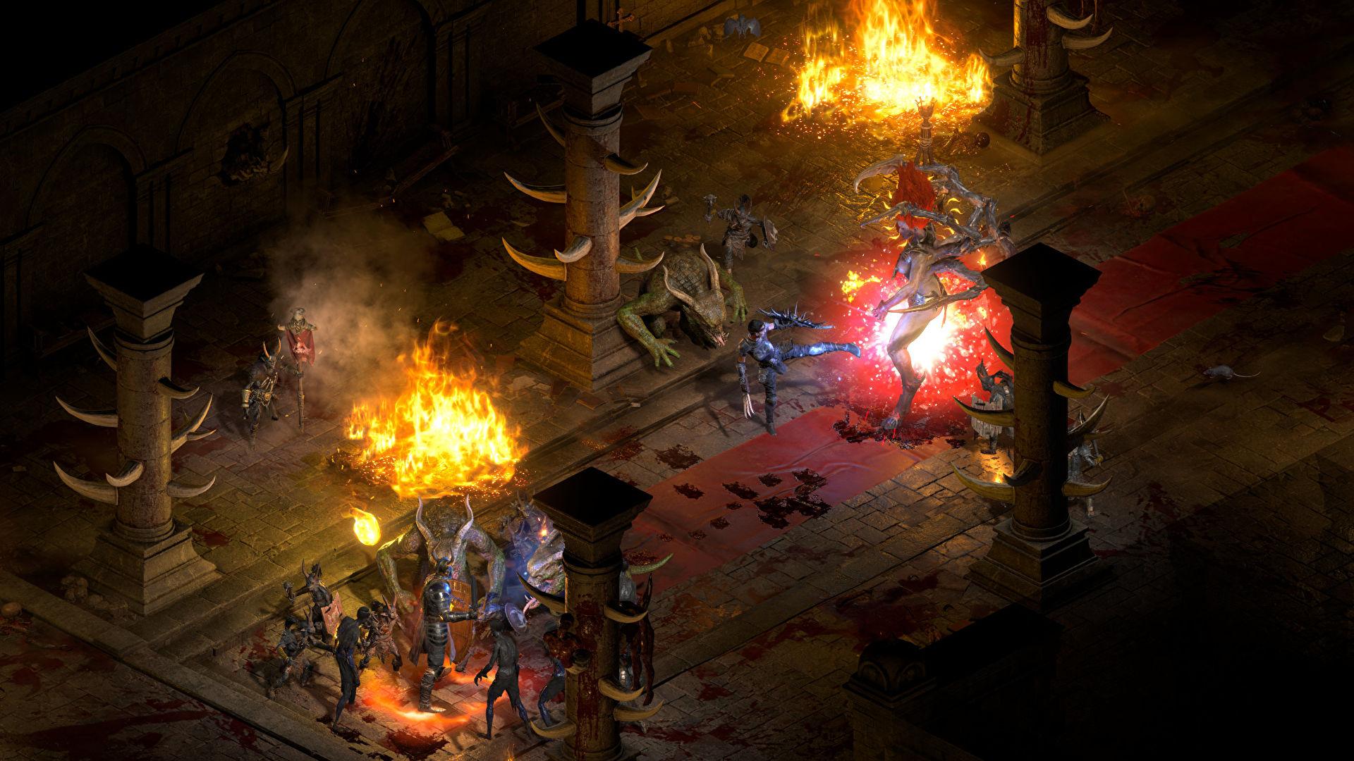 E3 2021: Diablo 2 Resurrected sẽ phát hành ngày 23 tháng 9