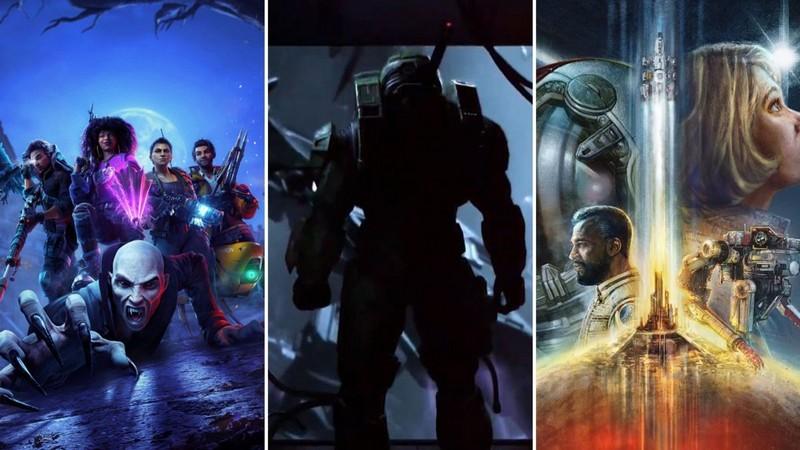 E3 2021: Xbox và Bethesda tung cả huyện Trailer với đồ họa trợn tròn mắt