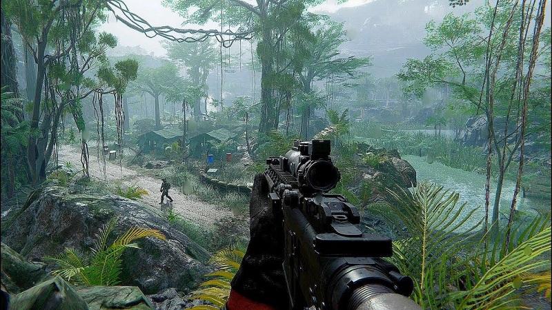 Project Ferocious – Game bắn súng cho người chơi đại chiến khủng long