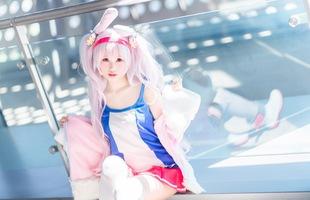 Cùng ngắm cosplay thiên thần loli trong game di động Azur Lane