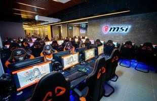 Trải nghiệm không gian chơi game chuyên nghiệp cùng Pandora Gaming Cầu Giấy - Tổ hợp giải trí đa nội dung tiêu chuẩn quốc tế tại Hà Nội