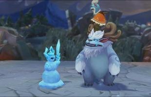 Riot chính thức tung tiểu sử mới của Nunu - Cậu bé du mục lạc mẹ bất ngờ trở thành bạn với người tuyết biết ma thuật