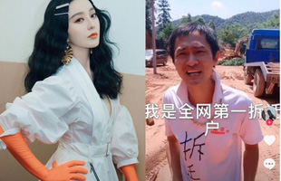 """Lên livestream khoe có 66 tỷ đồng, người đàn ông tự tin cầu hôn Phạm Băng Băng, thậm chí còn hứa """"bao nuôi"""" luôn mỹ nhân Hoa ngữ"""