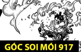 """One Piece 917 Góc soi mói: Tụt cảm xúc với hình ảnh tướng quân xinh đẹp của Kaido """"hé lộ"""" nụ cười duyên dáng"""